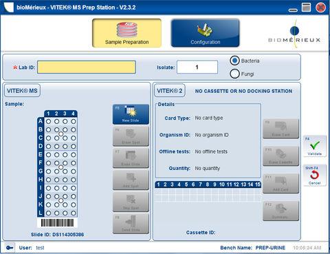VITEK MS | bioMérieux Clinical Diagnostics